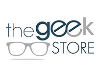 Motion Graphics: The Geek Store