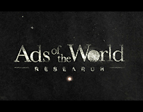 ADS OF THE WORLD | RESEARCH