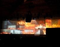 Maes Unscene - 3D architectural projection