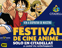 CITADELLA, Anime day.