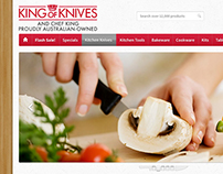 King of Knives Website