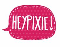 HEYPIXIE! Sneak Peek Lookbook