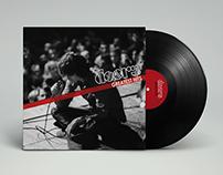 The Doors Vinyl Album Art