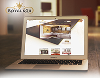 Royalkök Web Design
