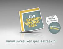 Uw KeukenSpeciaalzaak - TV and Online Commercial