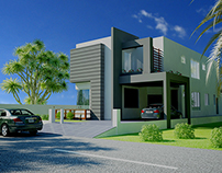Residential Project in Lahore Cantonment