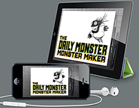 Monster Maker App