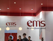 EMS Mobile World Congress Stall Design