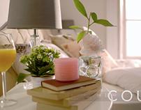 Tesco Home Film: Bedroom: MLMStylist