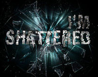 Shattered Piece of Fonts - by Xier