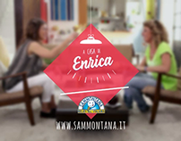 A Casa di Enrica / web series / Sammontana  / 2014