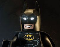 Lego Batman - School Project