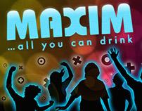 Music Club Maxim - Billboard