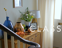 Tesco Home Film: Entrance Hall: MLMStylist