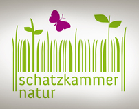 Schatzkammer Natur corporate design