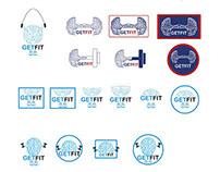 Get Fit Logos