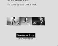Brand Work, Shoppers Stop