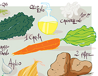 Black Cabbage Soup Recipe