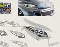 headlight design
