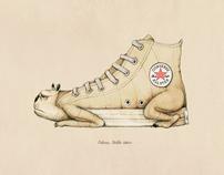Calceus Stella-totus ~ Footlocker Art Prize entry.