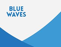 Blue Waves - Branding