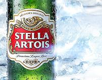 Beer Bottle - CGI & Retouching