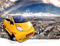 Tata Nano - Photo Illustrations