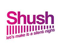 Shush Logo - City of Lincoln