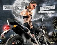 Yamaha Motorcycles - Advertisements