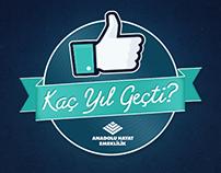 Kaç Yıl Geçti - Anadolu Hayat Emeklilik