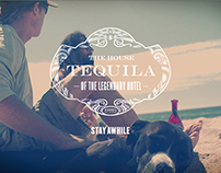 Hotel California Tequila Web content and site