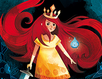 Fan art Child of Light