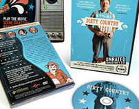 DVD Packaging Design