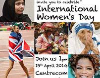 International Women's Day Milton Keynes