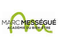 Acadèmie du Bien-Étre Marc Mességué / Logo and Website