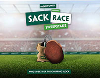 Sack Race Sweepstake