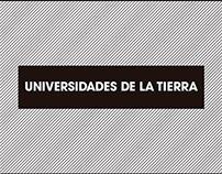 UNIVERSIDADES DE LA TIERRRA-Creación de Logotipo