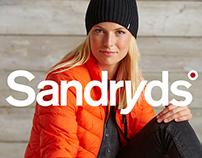 Sandryds. Höstkatalog 2014.