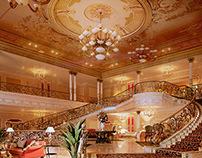 Main lobby hall