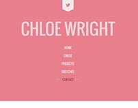 Writer - Web Design