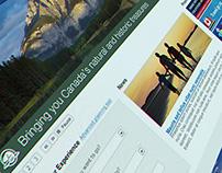 Website Redesign for Parks Canada