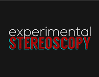 Experimental Stereoscopy