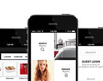 Gift Registry App