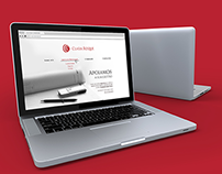 Clara Roque Website