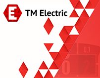 New website for TM Electric
