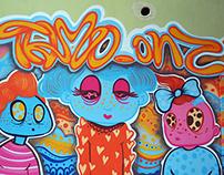 Batumi Graffiti Fest. 2014