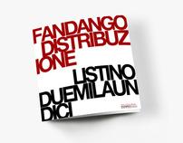 Fandango Catalogo Distribuzione 2011