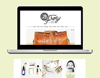Design blog.