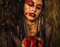 Heart Shaped Key - A Bloody Story