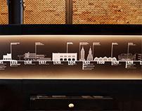 UAE Pavilion | Infographic Timeline